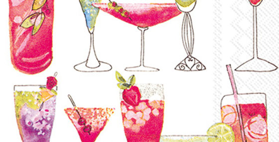 Cocktail Napkin Sweet