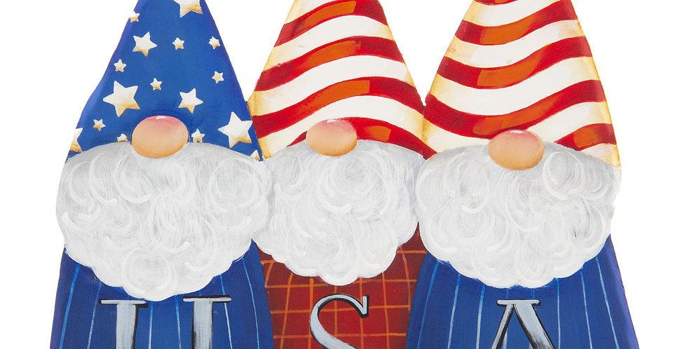 Pile of USA Gnomes