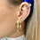 Thumbnail: Claire Hoop Earrings