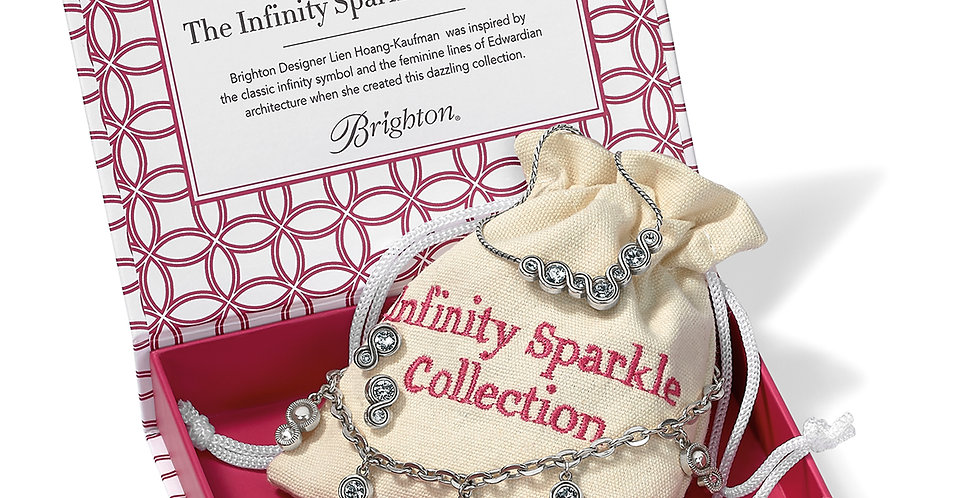 Forever and Ever - Infinity Sparkle Collection