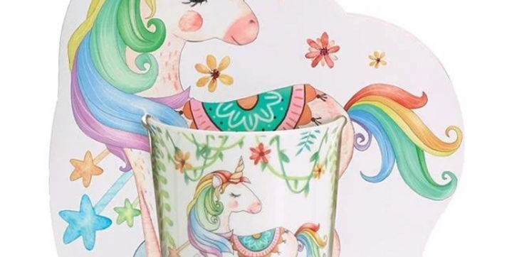 Whimsical Unicorn Mug