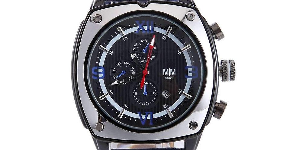 Navy 45mm Dante Mens Watch