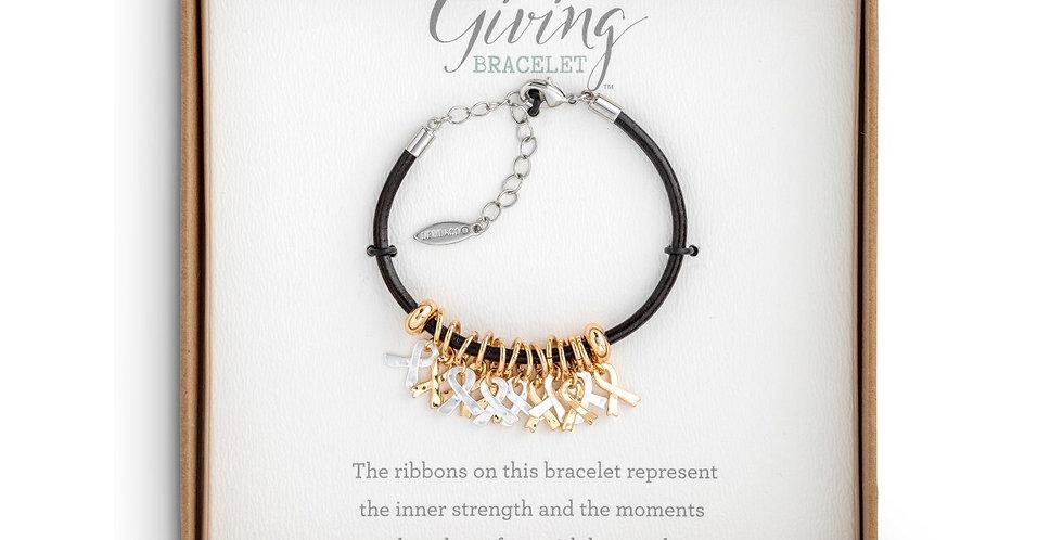 Ribbon Giving Bracelet