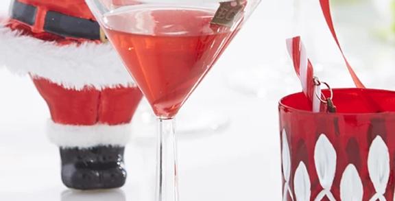 """5.75"""" Christmas Cocktail"""