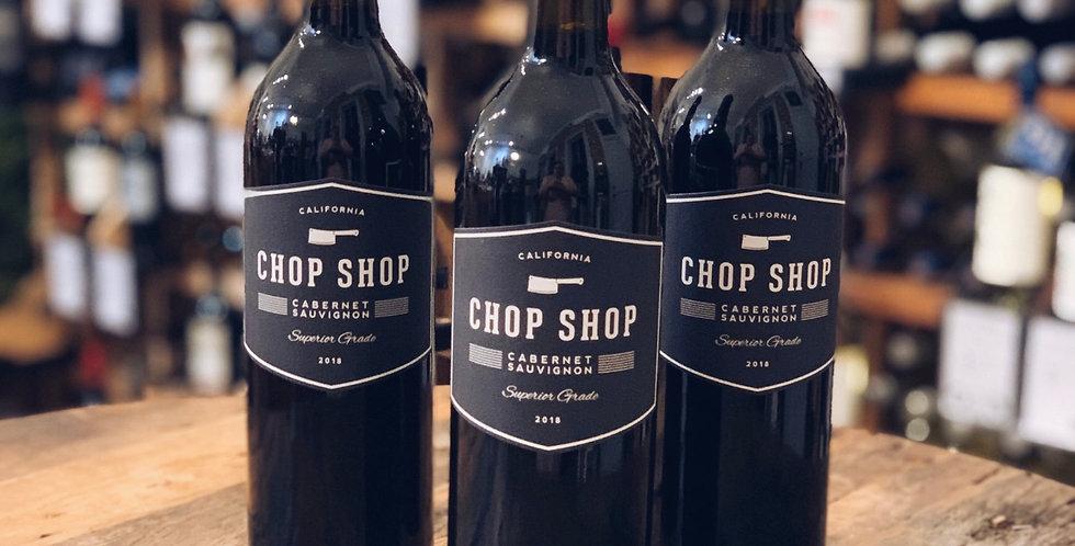 Chop Shop Cabernet Sauvignon