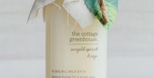 Sungold Apricot & Sage Milk Bath