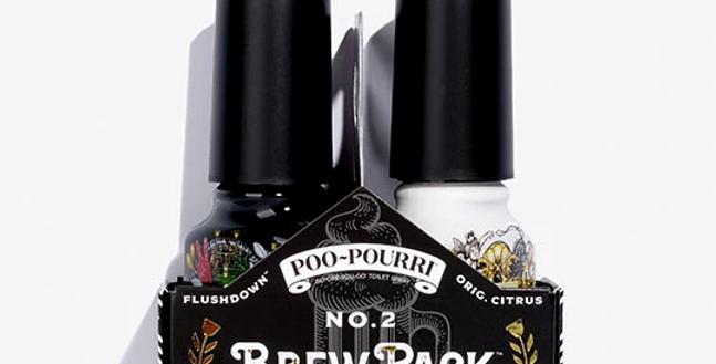 Brew Pack Poo-Pourri Gift Set