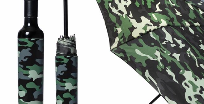 Camo Bottle Umbrella