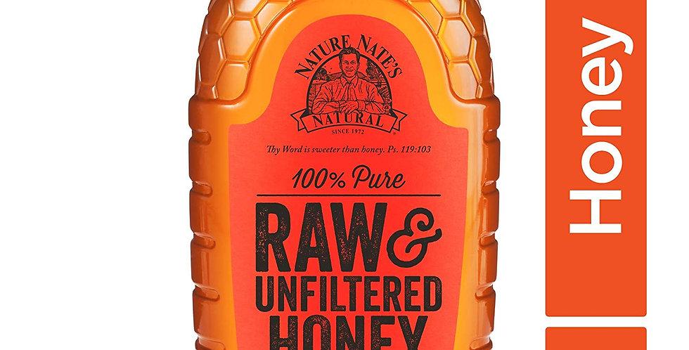 Nature Nate's Honey 32 oz