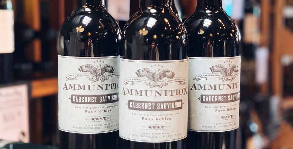 Ammunition Cabernet Sauvignon