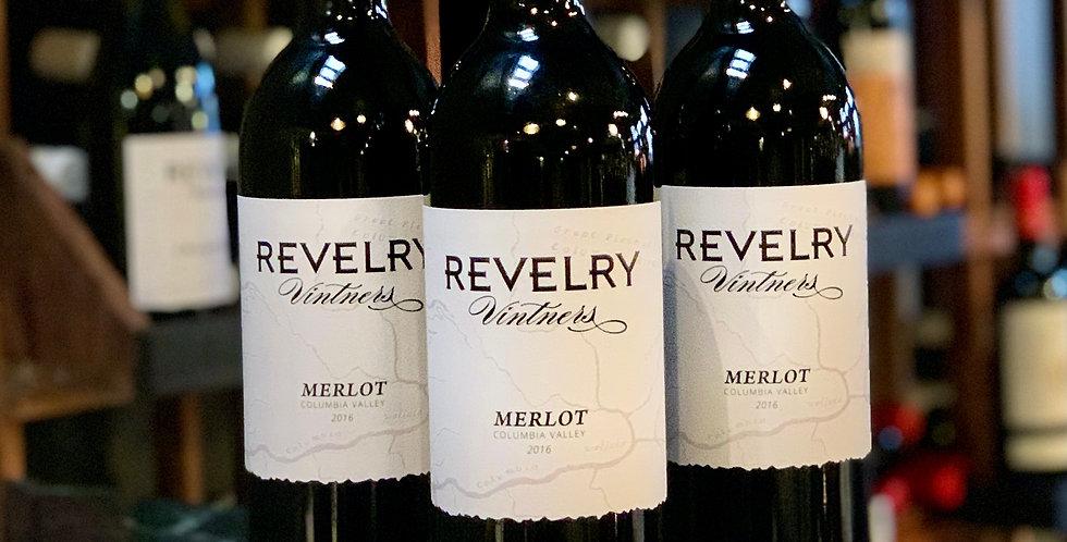 Revelry Merlot