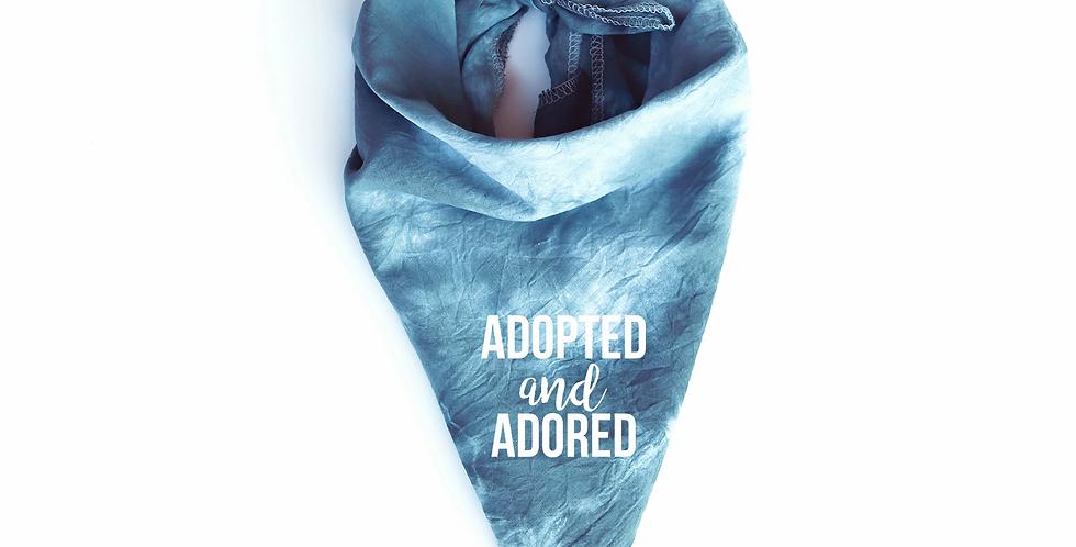 Adopted and Adorded Pet Bandana