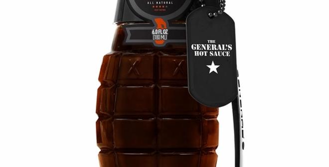 Maple Mayhem - The General's Hot Sauce