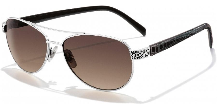 Sugar Shack Sunglasses: Brown