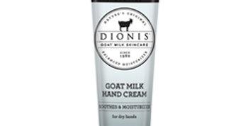 1oz Unscented Goat Milk Hand Cream