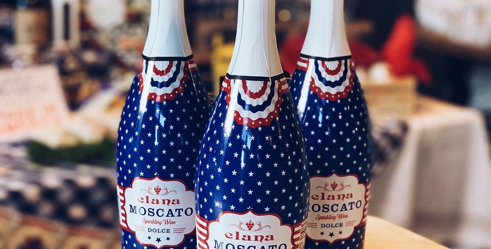 Elana Moscato *Limited Edition American Flag*