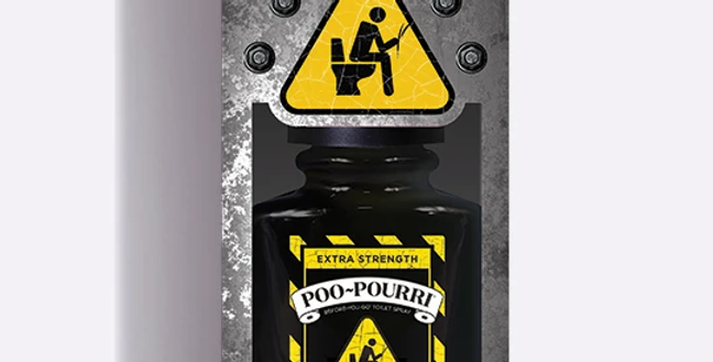 Boxed Heavy Doody Poo-Pourri 2oz