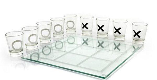 Tic Tac Shot™ Drinking Board Game