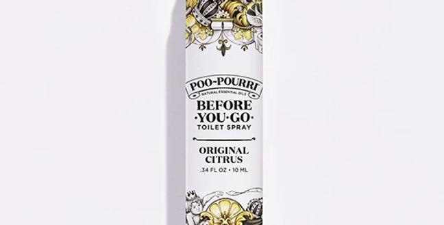 Original Citrus Poo-pourri .34 oz
