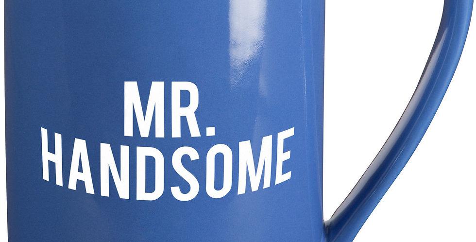 Mr. Handsome Mug