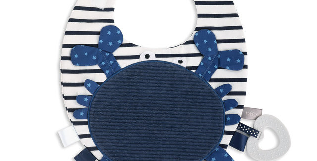 Crab Activity Bib