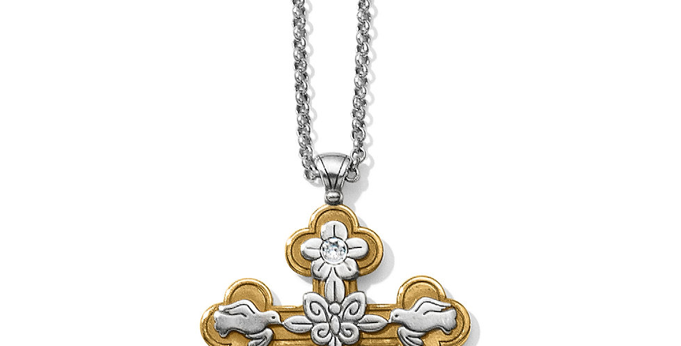 Bethlehem Cross Necklace