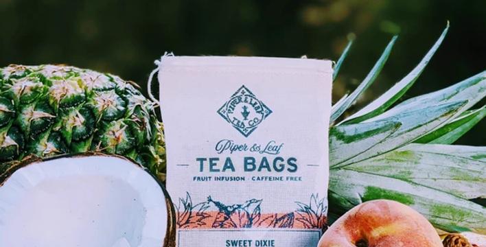 Sweet Dixie Sweet Dixie 9ct Tea Bags in Muslin