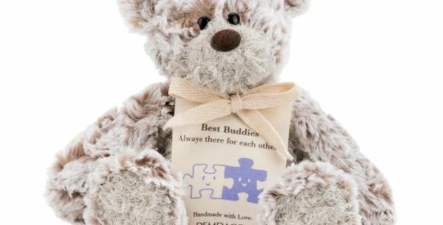 Mini Friend Giving Bear