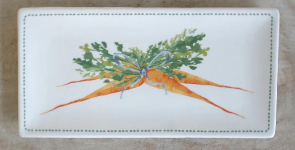 Springfield Carrot Serving Dish