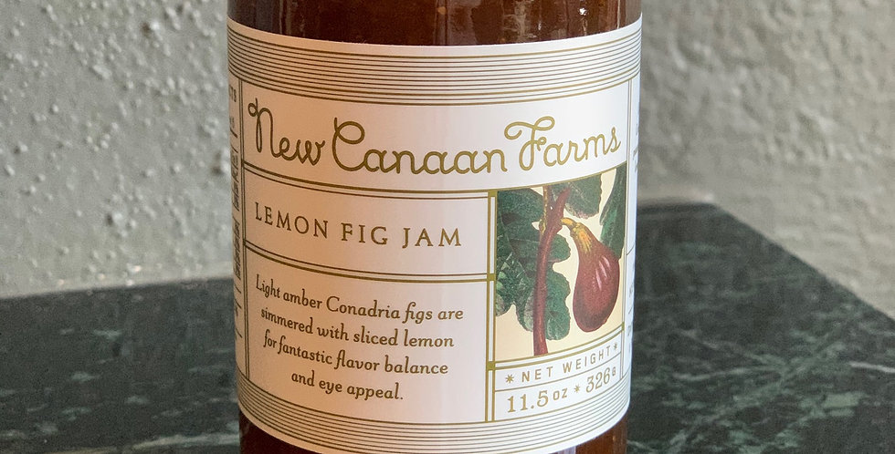 Lemon Fig Jam