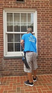Residential Window Cleaning Alexandria