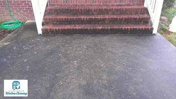 Before Bright Choice Pressure Washing Services