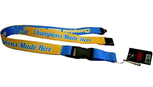 UCLA Bruins Lanyard Key Chain NCAA