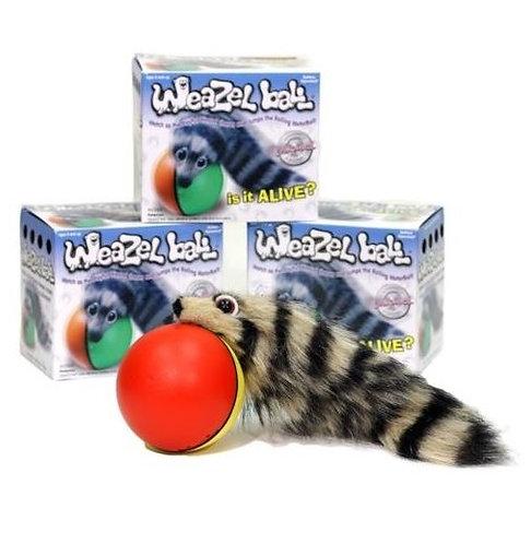 weazel weasel balls 3 three pack kids pets cats dogs toy