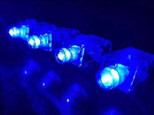 100 Blue Light Up Finger Lights