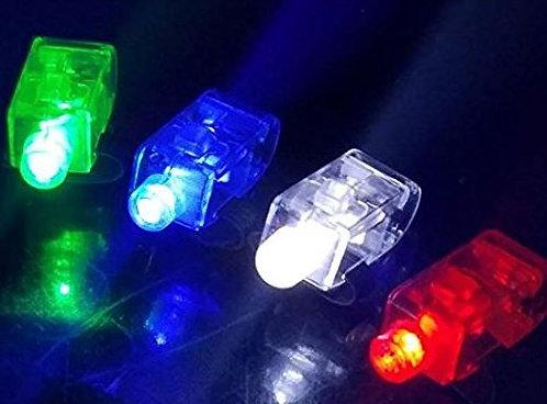 40  Light Up Finger Lights