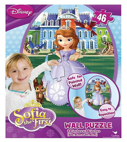 sofia the first wall puzzle