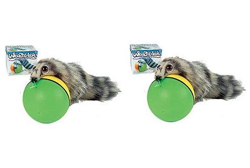 weazel weasel ball toy pets dogs cats kids