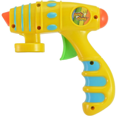 3 Pack of Party String Gun Blaster - Fun Silly Crazy Goofy Toy