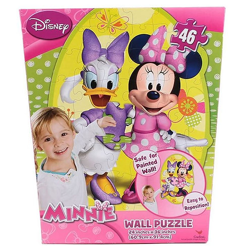 minnie mouse wall puzzle