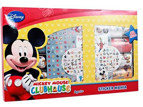 Mickey Mouse Clubhouse Stickermania Stickers Box Set
