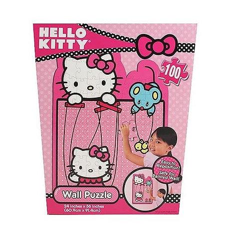 hello kitty wall puzzle