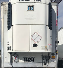 2012 Utility Reefer Trailer with Thermo King