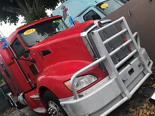 2014 Kenworth Midroof T660