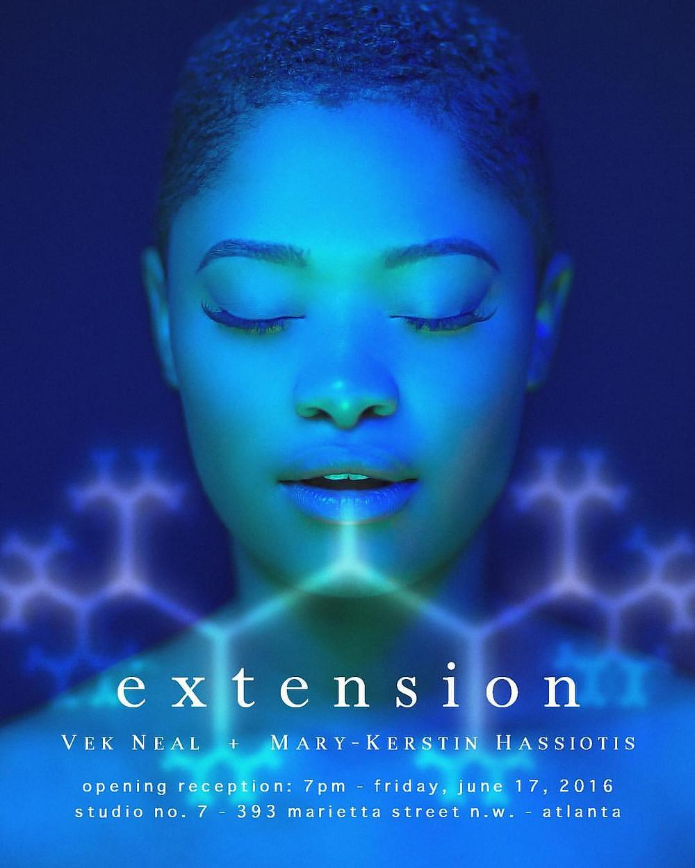 Extension Art Exhibition