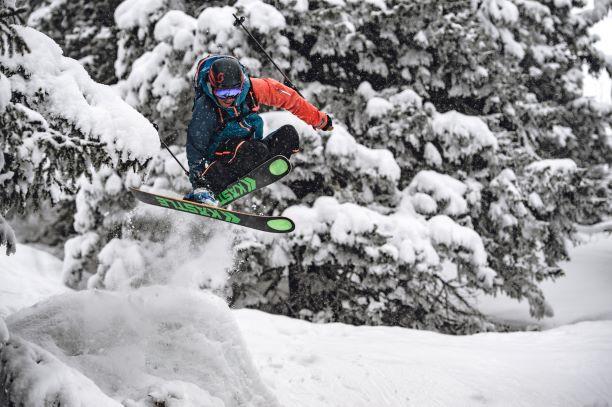 Freeride Arlberg & Montafon, Skifahren