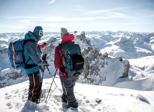 Freeride und Skitouren Winter 20/21