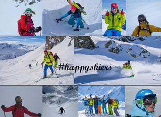 Post für alle #happyskiers