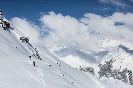 Freeridekurs, Basic Clininc, Freeride Montafon & Arlberg
