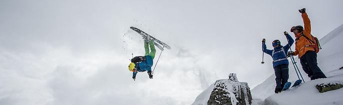 Freeride Montafon, Freeride Pro Camp, Freerie Silvretta Motafon, Skführer, Skilehrer